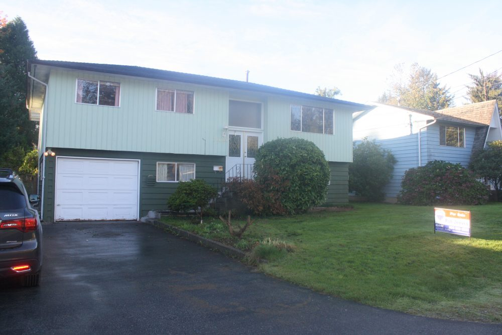 21686 123 Ave., Maple Ridge…OPEN HOUSE Sunday November 4th 2-4PM