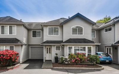 Updated Three Bedroom Townhome in Pitt Meadows