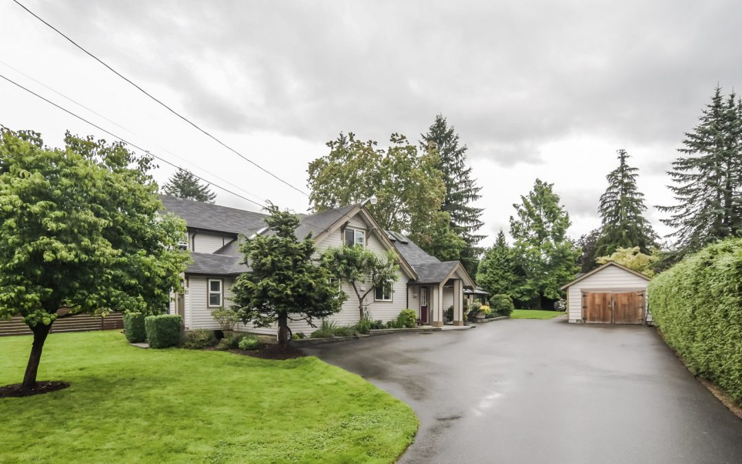Stunning heritage home 9194 WRIGHT STREET., langley