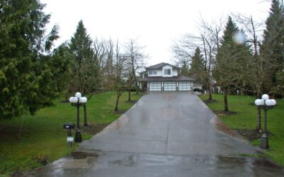 New Listing – Over 41,000 square foot lot 8443 Nottman Street., Mission