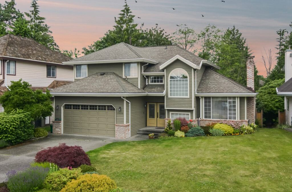 Beautiful family home in west Maple Ridge